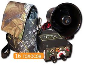 Электронный манок Виртуоз К-16 (16 голосов: утки, гуси, перепел )