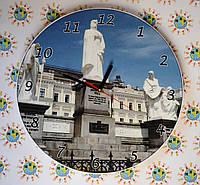 Часы настенные с Фотографией заказчика