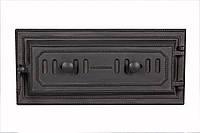 Чугунная зольная дверца - VVK 51x23см-47x20см