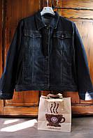Пиджак женский джинсовый, p.3xl