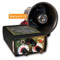 Электронный манок Виртуоз К-32 (32 голоса: утки, гуси, перепел, куропатка, фазан, заяц, косуля)