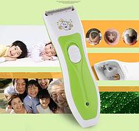 Машинка для стрижки деток и ухода за бородой - яркая, безопасная и бесшумная
