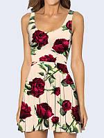 Сарафан 3d Троянда