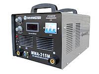 Сварочный инвертор W-MASTER MMA - 315 М