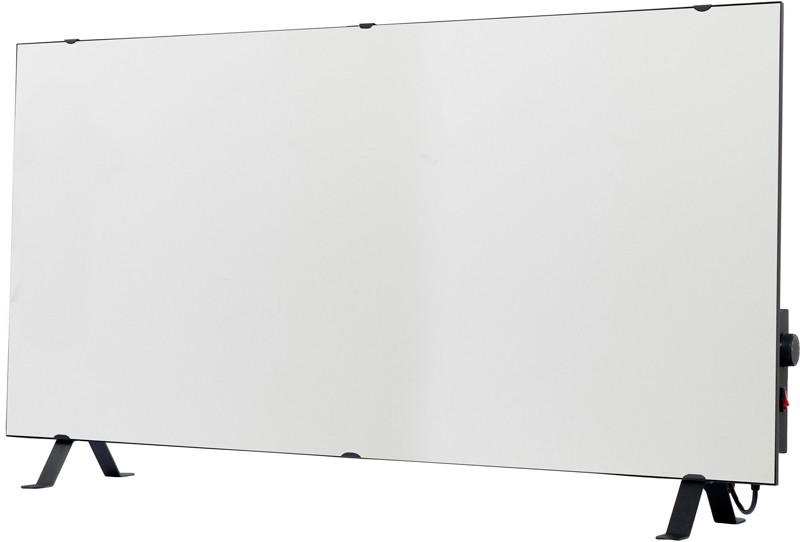 Керамический обогреватель с терморегулятором ENSA CR1000T White (950Вт 18м2 600x1200мм)
