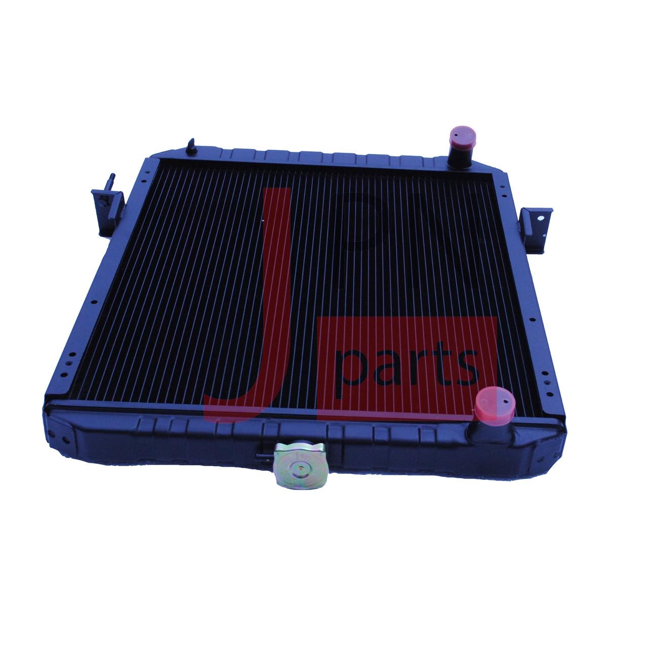 Радиатор двигателя 4HE1 E3 4.7L (8973543650/8973543651/8973305124) ARMOR