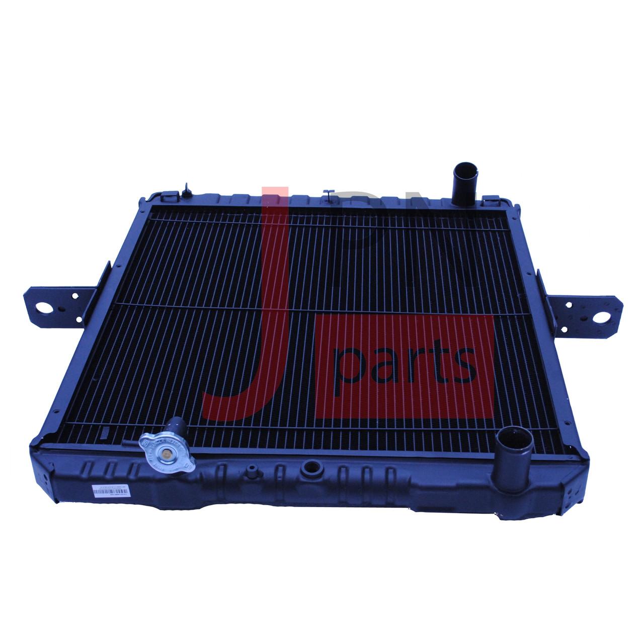 Радиатор двигателя ISUZU БОГДАН А092/А093 (ISUZU 4HK1T) (8973331412/8973331413/8973331403) ARMOR
