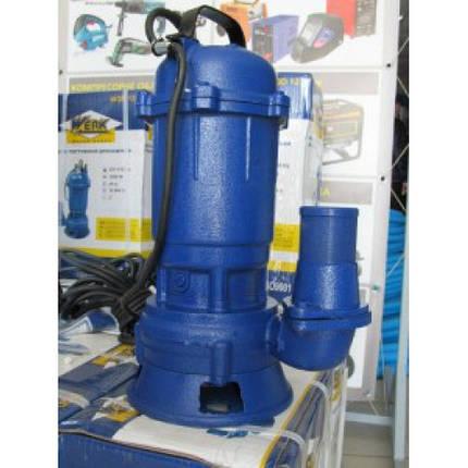 Погружной фекальный насос WERK  WQD15 (2500 Вт ), фото 2