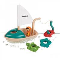 Деревянная игрушка Plan Тoys - Лодка