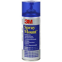 Клей 3М SprayMount временной фиксации 400 мл