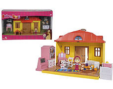 Будиночок Маші з фігуркою Маші і аксесуарами Simba 9301633, фото 3
