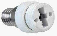 Патрон-переходник керамический Feron 3877 LH 79 E14-G9 230V/50Hz 4A