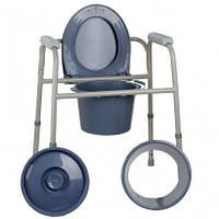 Стальной стул-туалет OSD-BL710113, фото 1