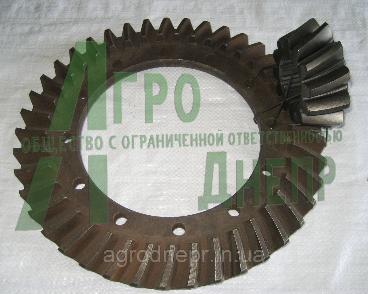 Комплект шестерен (главная пара) МТЗ 50-2403014