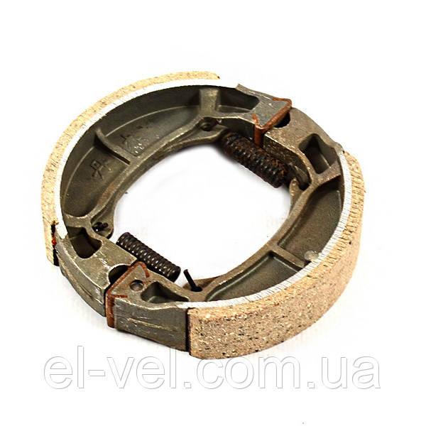 Тормозные колодки для переднего колеса для электровелосипеда BL-ZL
