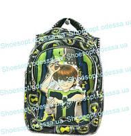 Рюкзак школьный 3D Ben 10 с ортопедической спинкой + сумка для мальчика пр-во Турция, фото 1