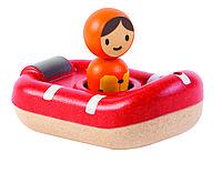 Деревянная игрушка Plan Тoys - Катер береговой охраны