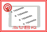Тачскрин 194x133mm 6pin CTP078096-01 БЕЛЫЙ