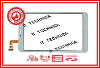 Тачскрин Bravis NB85 3G IPS БЕЛЫЙ FPCA-80A04-V01