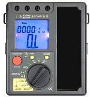 Цифровой мультиметр-мегометр Hindar Electronics BM3549