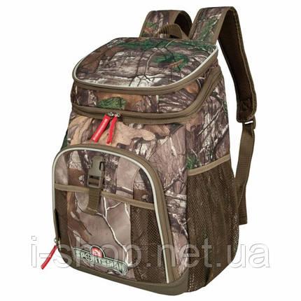 Ізотермічний рюкзак 12 л, Real tree HT камуфляжний принт, фото 2