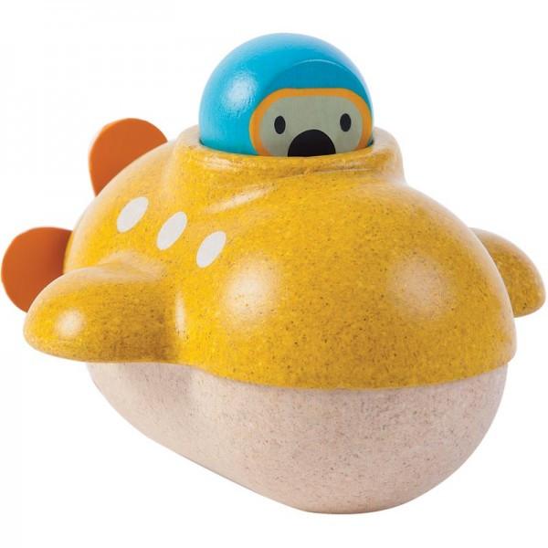 Деревянная игрушка Plan Тoys - Подводная лодка