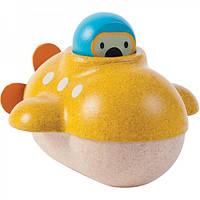 Деревянная игрушка Plan Тoys - Подводная лодка, фото 1