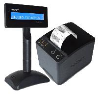Фискальный регистратор MG-P800TL (Фискальный регистратор+блок питания+дисплей покупателя), фото 1
