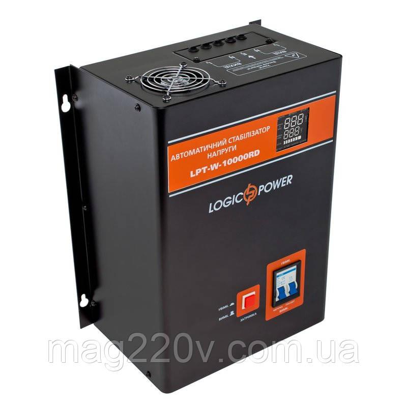 Стабилизатор напржяения LPT-W-10000RD (7000W)
