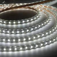 Светодидная лента Feron 4165 LS607/LED-RL 30SMD(5050)/m 7.2W/m 12V 5m*10*0.22mm белый на беломIP65 (блистер)