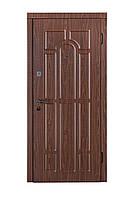 """Входная дверь """"DM-3      орех лесной"""""""