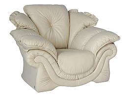 """Кожаная мягкая мебль, кресло """"Loretta"""""""