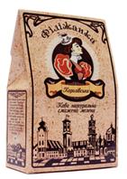 """Кофе молотый 100% арабика  """"Філіжанка"""" """"Королівська""""  75 г"""