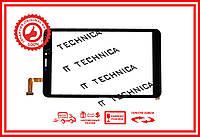 Тачскрін Bravis NB85 3G IPS Чорний FPCA-80A04-V01