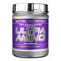 Аминокислоты Ultra Amino (200 caps) Scitec Nutrition