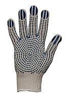 Перчатки УНИВЕРСАЛ с ПВХ точкой упаковка