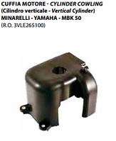 Кожух обдува (цилиндра) для двигателей Minarelli вертикальный