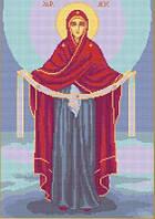 Набор для вышивания «Покров Пресвятой Богородицы»
