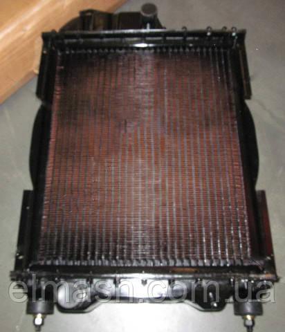 Радиатор водяного охлаждения МТЗ с дв. Д-240 (4-х рядный)