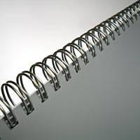 Изготовление блокнотов формата А5 на металлической пружине, фото 3