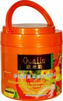 Маска для волос с экстрактом свежих фруктов ТМ Oumile  с увлажняющим эффектом