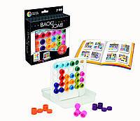 Игра логическая настольная Спина к спине Back to Back Puzzle Game SmartGames