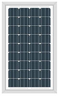 Солнечная панель 100Вт Altek ALM-100M (монокристалл 12В)