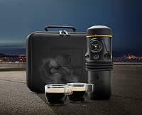 Мобильная кофеварка Volkswagen Espresso maschine