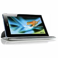 Вращающийся белый чехол для Acer Iconia B1-A71, фото 1
