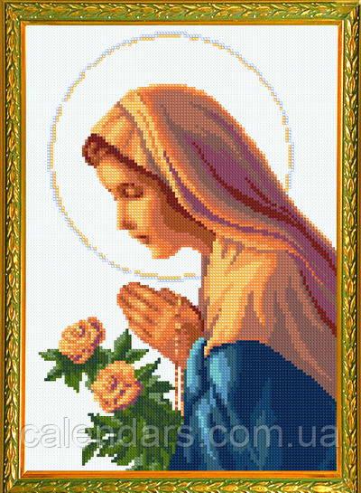 Схема для вышивания «Молитва»