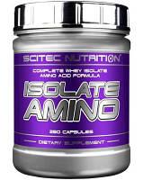 Аминокислоты Isolate Amino (250 caps) Scitec Nutrition
