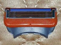 Сменные лезвия кассеты для бритвенного станка Gillette Fusion. Лезвия для бритвы Жилет Фьюжн
