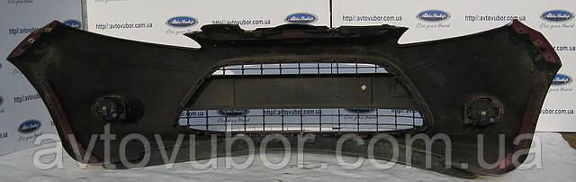Бампер передний Ford Fiesta МК7 09--, фото 3
