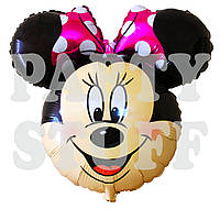 Фольгированный шар фигурный Минни Маус